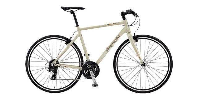 【ビアンキ / ローマ4】ベーシックな仕様で通勤や街乗りに最適なクロスバイク