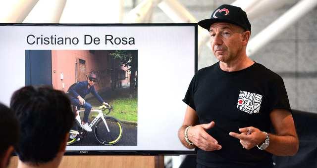 【最新】DE ROSAロードバイク2017モデル展示会レポート