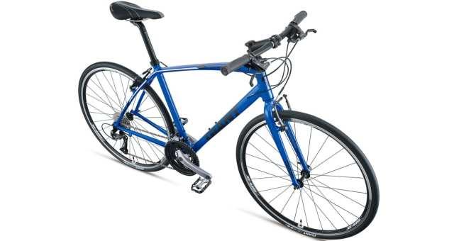 【GIANT / ESCAPE RX3】ロードバイクのテクノロジーを受け継いだ優等生クロスバイク