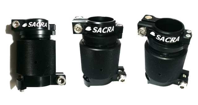 5mm以下のサドル高さ違いが分かるサイクリストにおすすめ!SACRAシートハイトアジャスター新発売