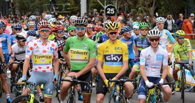 ツール・ド・フランスさいたまクリテリウムで本場のロードレースを観戦しよう!