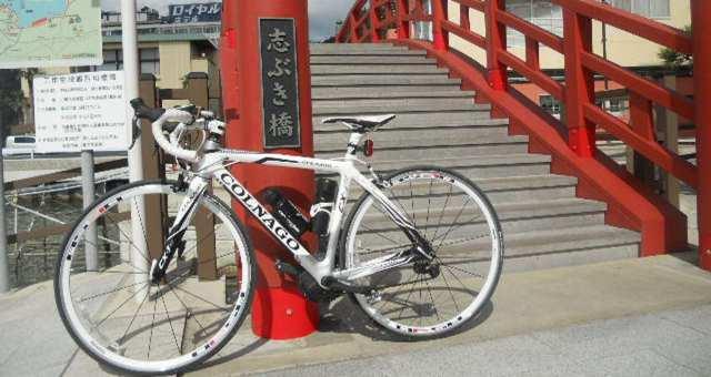 自転車で浜名湖一周をしてきた