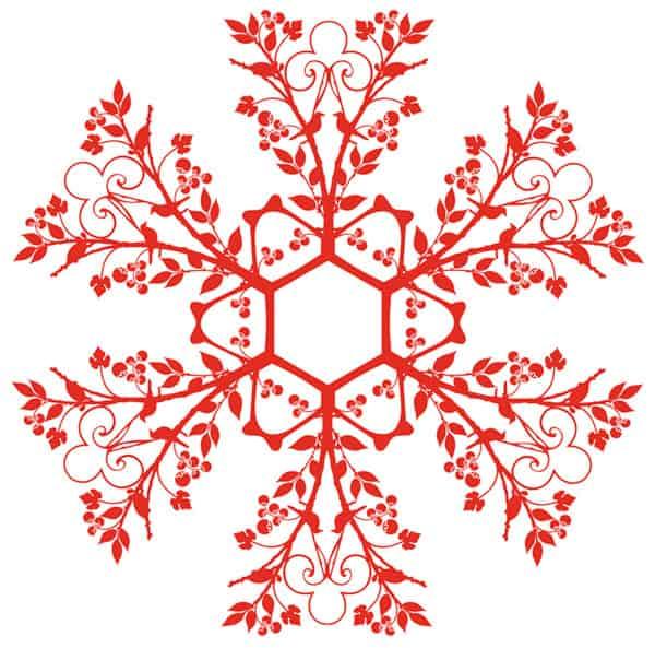 Christmas Cards Vector Artwork Range Illustrations