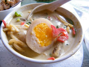 Green Curry Dragon Eggs