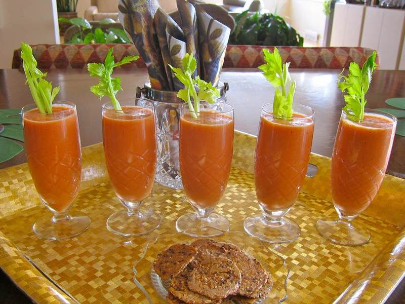 Eureka – Lentil Shooter – The perfect start to a healthy meal!