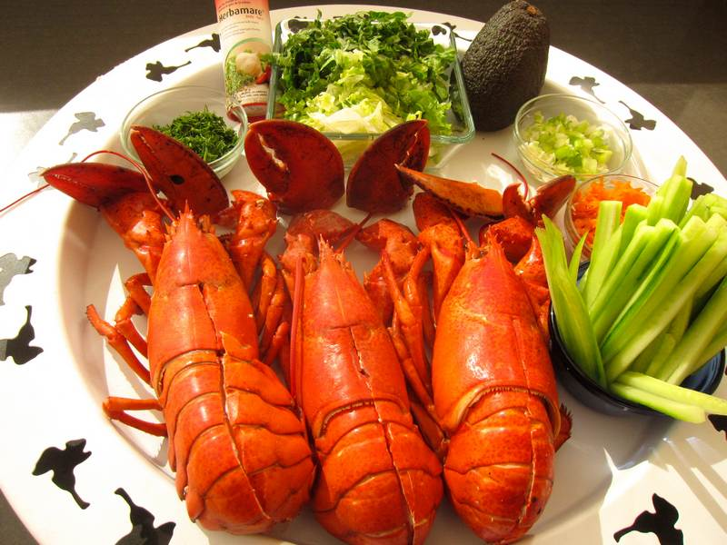 Lobster Wrap – Fearsome Good