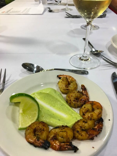 Ancho Lime Grilled Shrimp with Avocado Guasacaca - Publix Aprons Cooking School