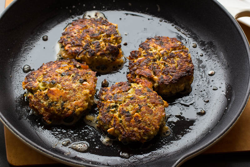 Fresh Salmon Burgers – Impress Yourself!