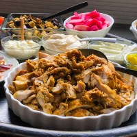 Sam Sifton's Oven-Roasted Chicken Shawarma - Proof Positive