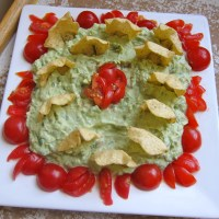 Avocado Dip or Oh My Guacamole