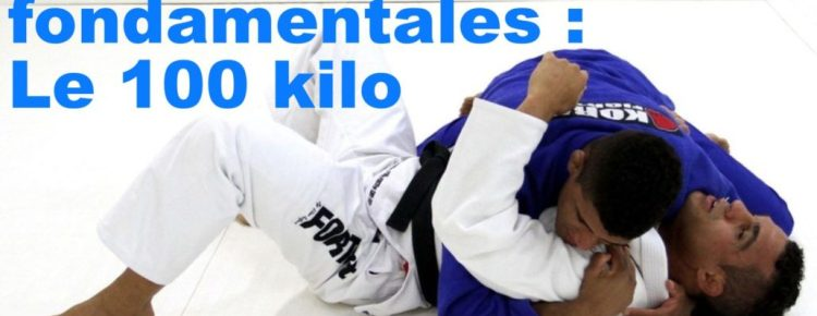 100 kilo positions jiu jitsu technique