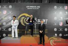 Abu Dhabi Grand Slam Para Jiu-Jitsu Athletes
