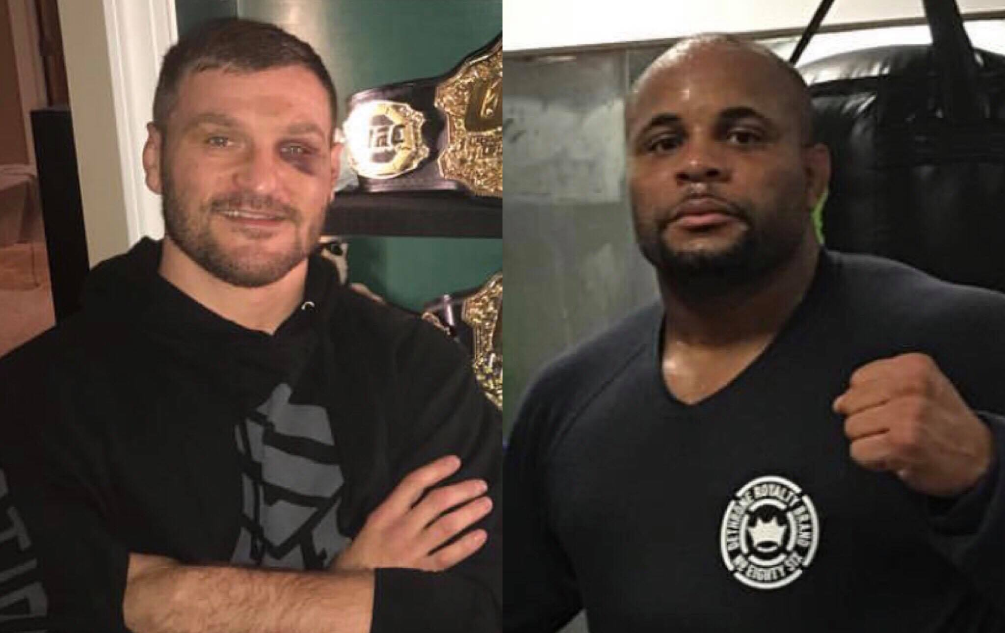Stipe Miocic vs. Daniel Cormier Fight Announced for UFC 226