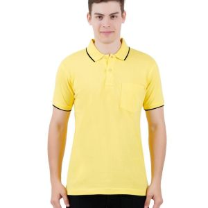 Collar Neck T Shirt