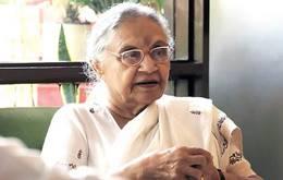 शीला दीक्षित की जीवनी - CM Sheila Dikshit Biography Hindi