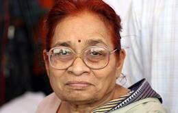 निर्मला देशपांडे की जीवनी - Nirmala Deshpande Biography Hindi