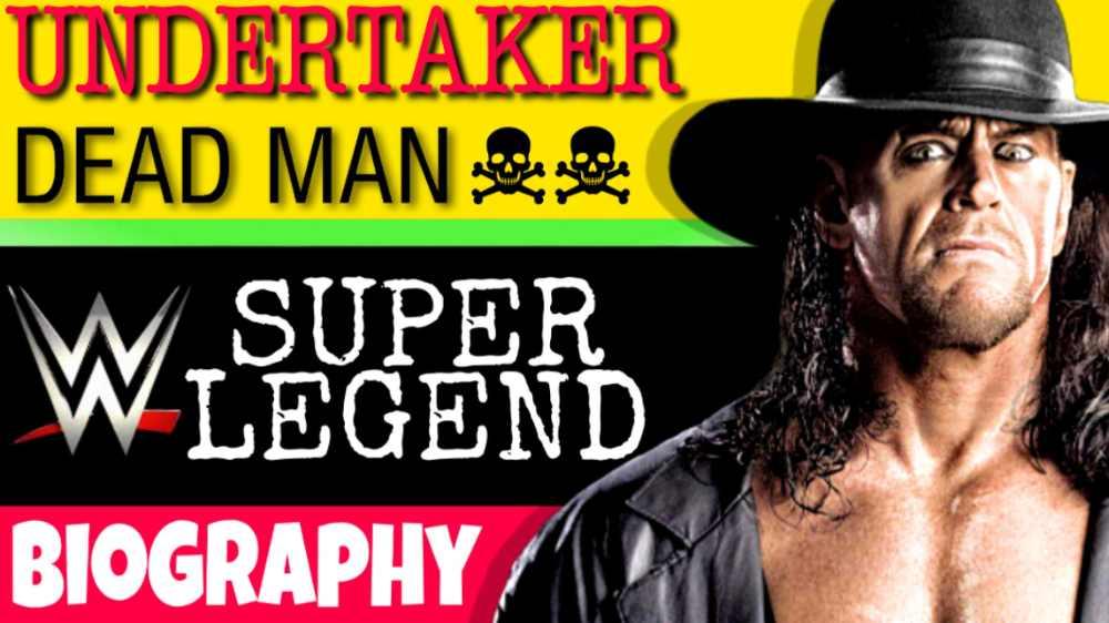 Undertaker Biography In Hindi | अंडरटेकर की जीवनी