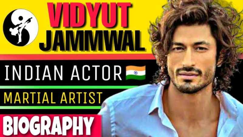 Vidyut jammwal biography in hindi
