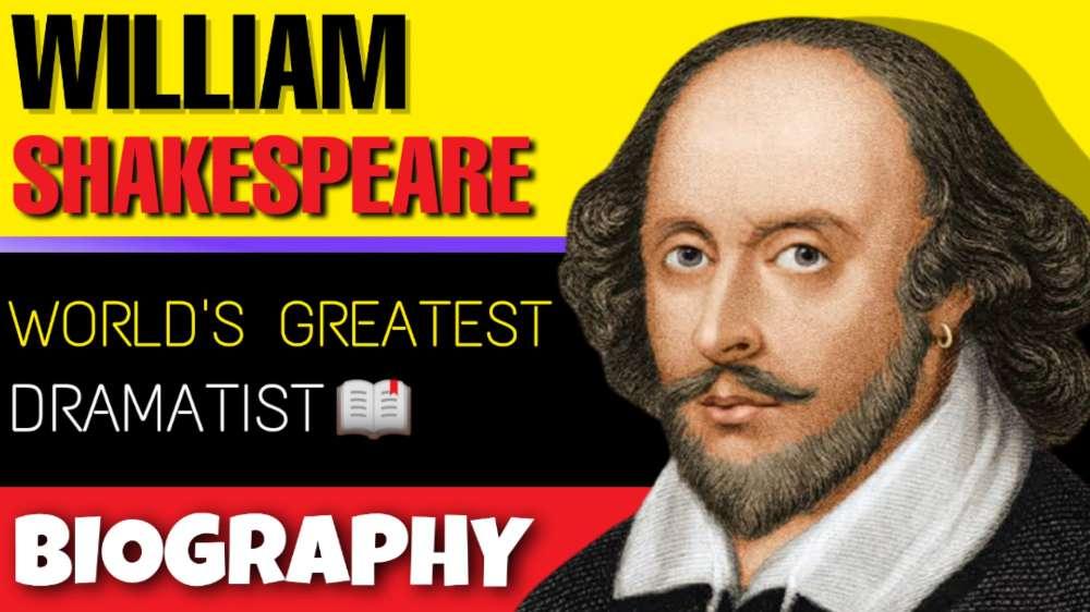 William Shakespeare biography in Hindi – शेक्सपियर की जीवनी