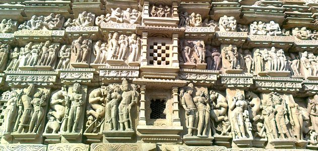 Khajuraho temple Architecture
