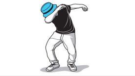 the dab - dance move