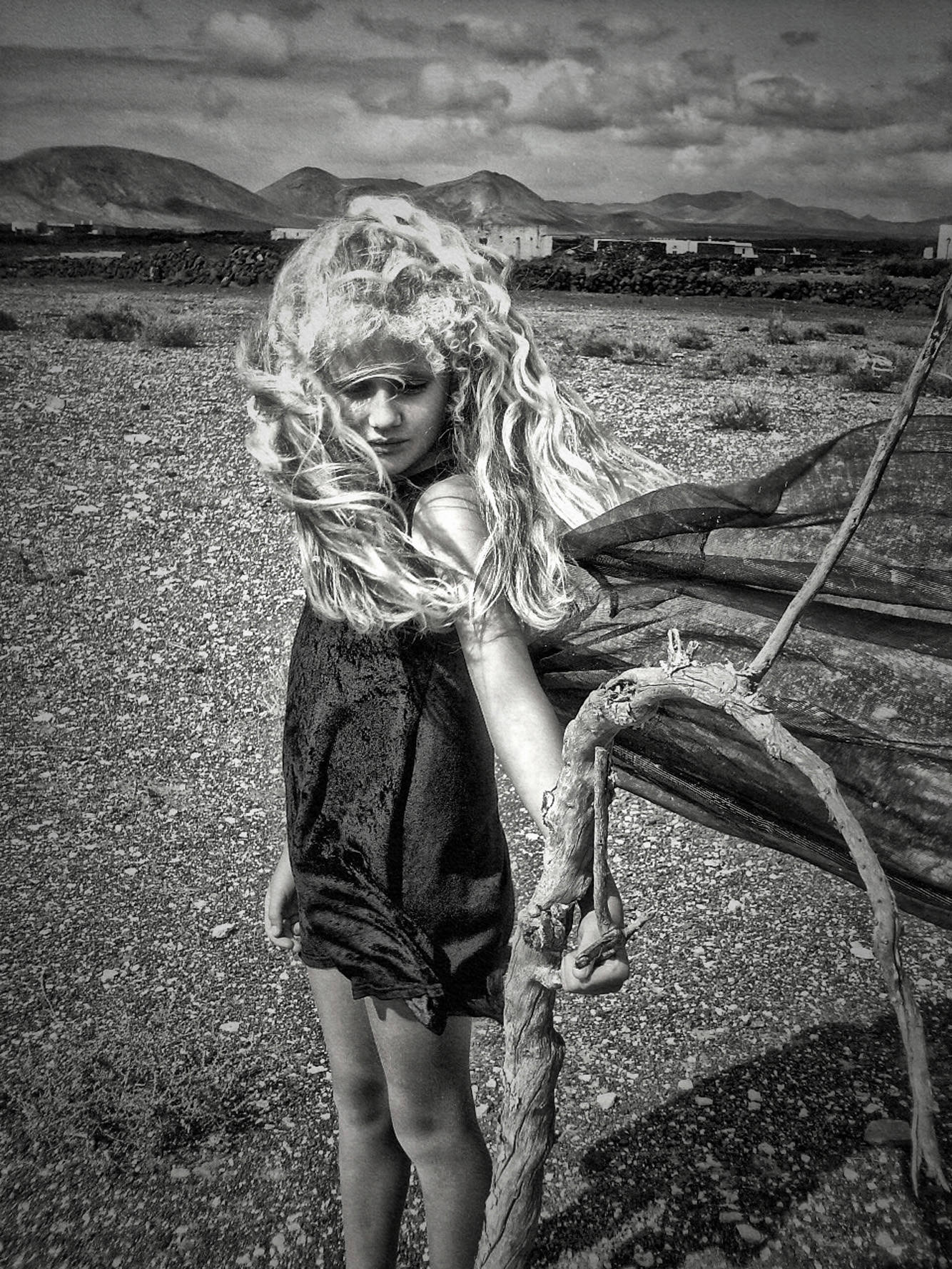 Dramatic Black Amp White Photography Software