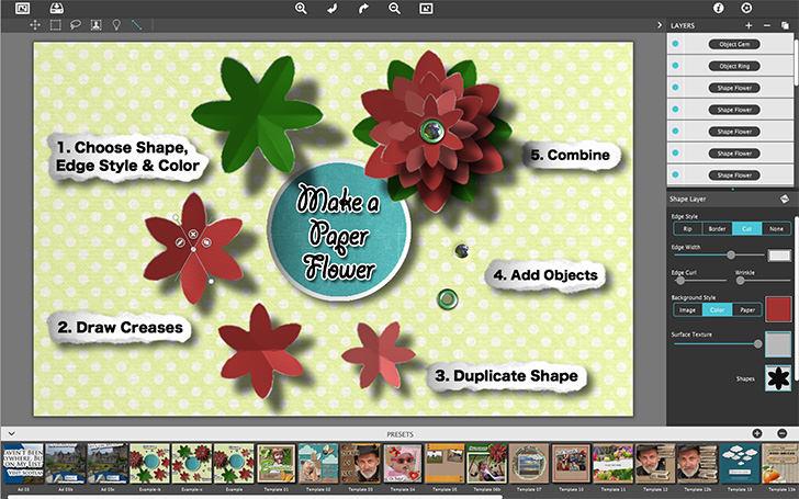 JixiPix Rip Studio Pro 1.1.14 Mac 破解版 - 照片拼接编辑合成工具