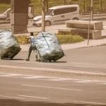 Ankara'da atık kağıt işçilerine gözaltı