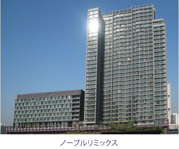 小林㈱が紹介する賃貸アパート、コンドミニアム「ノーブルリミックス」
