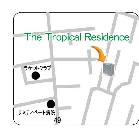 ヨシダ不動産の「アパートマネージャーに訊く」第20回は「ザ・トロピカル・レジデンス」