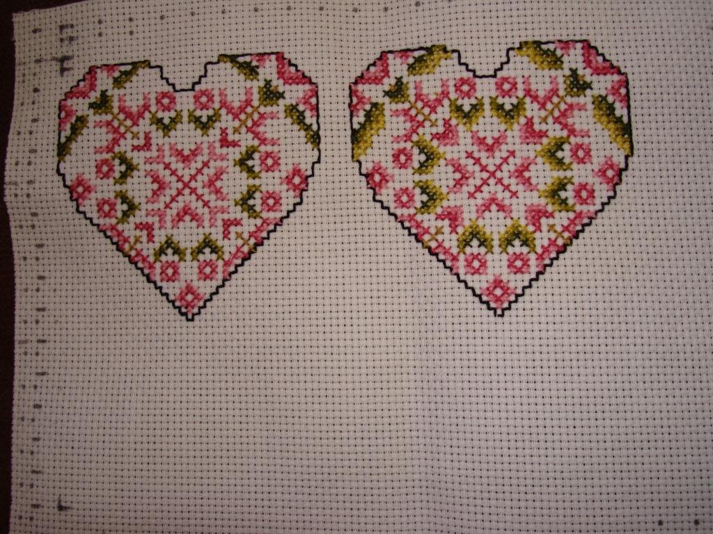 Heart ornament-design