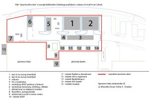 příloha č.1 - situační plánek A1