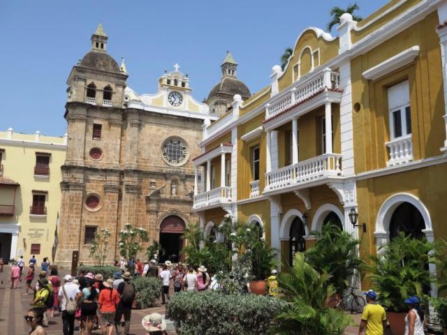 Willkommen in Südamerika