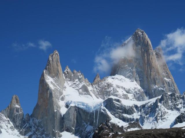 Viel Wind in und um Patagonien
