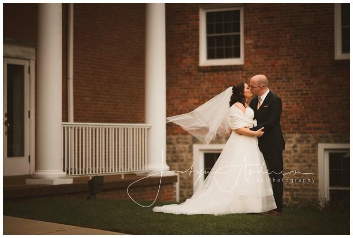 Josh + Laura   Fall Wedding, Canonsburg, PA   Indiana, PA Photographer