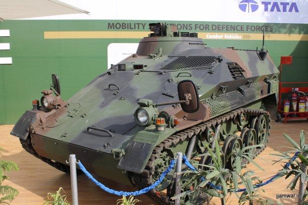 TATA Future Infantry Combat Vehicle