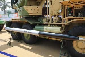 DRDO Pinaka MBRL Rocket