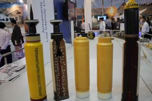 DRDO OFB 120mm Ammunition for Arjun Tank