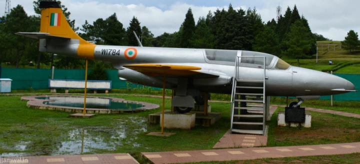Iskra Trainer, Air Force Museum Shillong