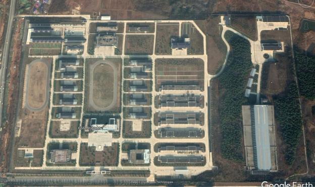666th Missile Brigade HQ, former 827th Brigade