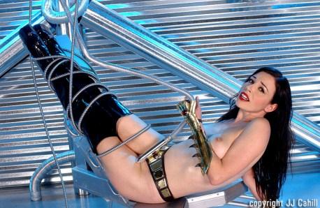 Anastasia as Spacegirl Warrior