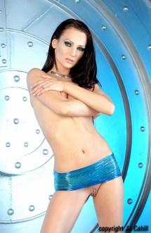 Victoria Sin Galactic Girl