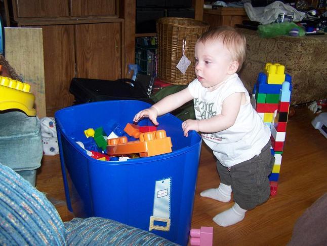 Gimme My Lego Blocks