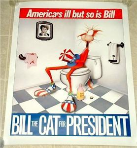 America's ill, but so is Bill!!!