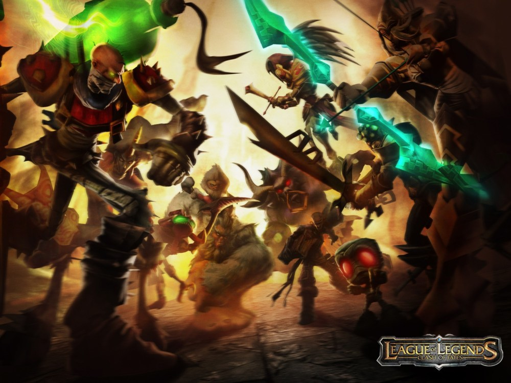 League of Legends review (3/3)