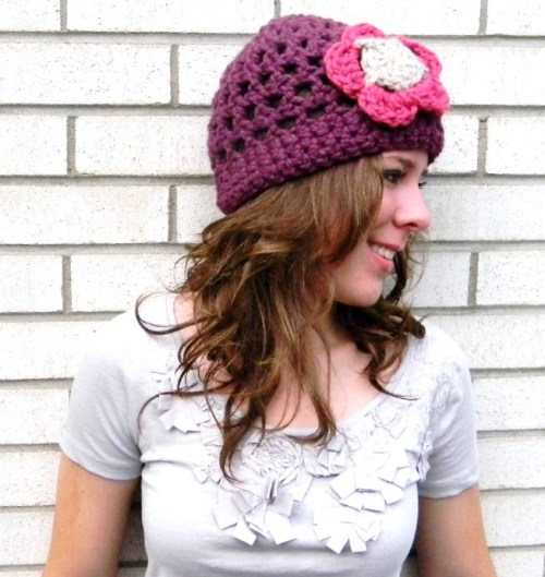 Crochet Hat Pattern:: Rachael – Free Pattern Friday