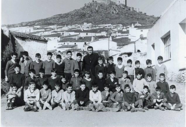 Alumnos de D. José Muñoz