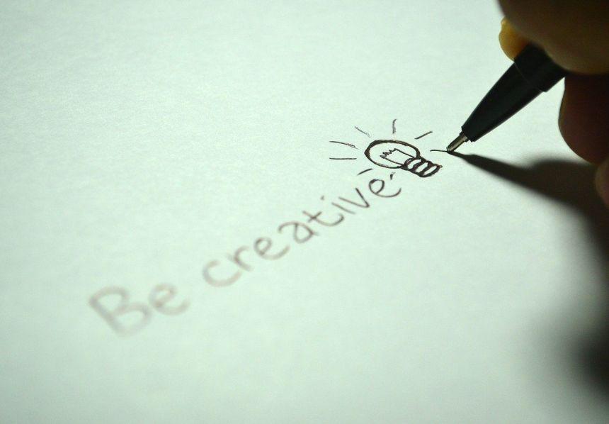 Las nuevas tecnologías nos ayudan a ser creativos.