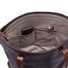 2 small pocket inside for wallet