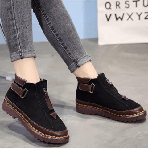 Image_Berrylook_casual_outdoor_short_boots_black